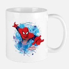 Spiderman Web Mug