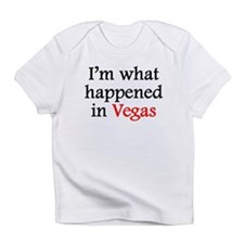 Im What Happened In Vegas Infant T-Shirt