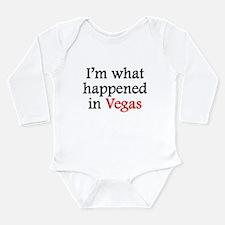 Im What Happened In Vegas Body Suit