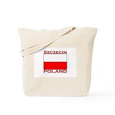Szczecin, Poland Tote Bag