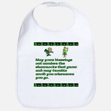 Irish Saying, Blessings and T Bib