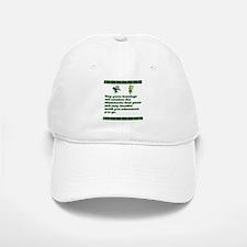 Irish Saying, Blessings and T Baseball Baseball Cap