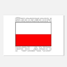 Szczecin, Poland Postcards (Package of 8)