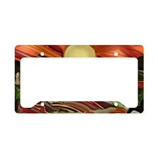 Southwestern Skies  License Plate Holder
