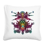 pandemonium10x10_apparel.png Square Canvas Pillow