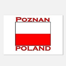 Poznan, Poland Postcards (Package of 8)