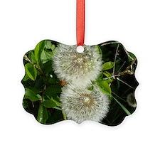 Dandelion Flower Ornament