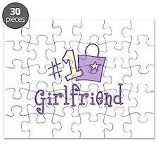 #1 GIRL FRIEND Puzzle