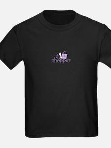 #1 SHOPPER T-Shirt