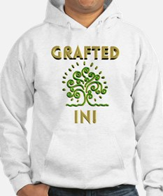 Grafted in 2 Hoodie