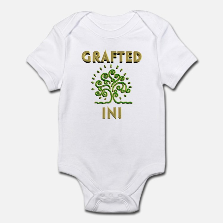 Grafted in 2 Infant Bodysuit