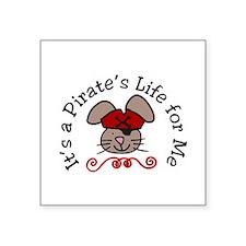 Pirates Life Sticker