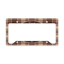 Proverbs 3:5 Bible Verse License Plate Holder
