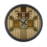 Arts and crafts Wall Clocks