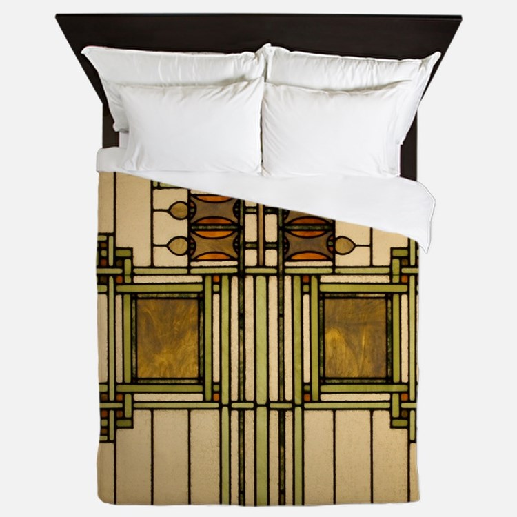 Prairie Glass Queen Duvet