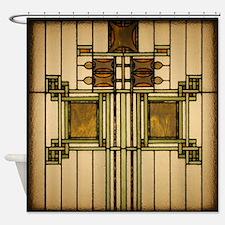 Prairie Glass Shower Curtain