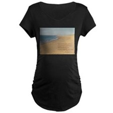 With The Tide Maternity T-Shirt
