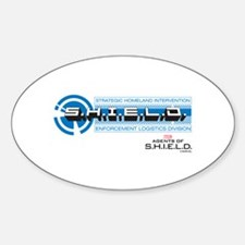 S.H.I.E.L.D. Logo Decal