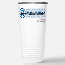 S.H.I.E.L.D. Logo Stainless Steel Travel Mug