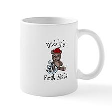 Daddys First Mate Mugs