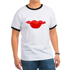 Lips Optical Illusion T