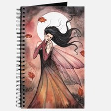 Autumn Dreams Fairy Fantasy Art Journal