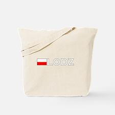 Lodz, Poland Tote Bag