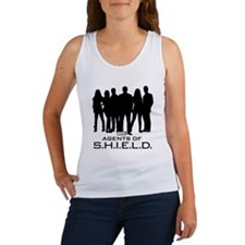 S.H.I.E.L.D. Group Women's Tank Top