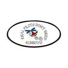 Real Pilots Patches
