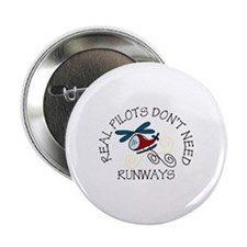 "Real Pilots 2.25"" Button"