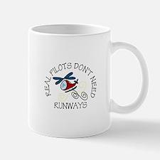 Real Pilots Mugs