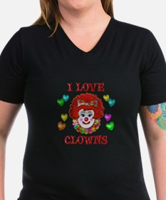 I Love Clowns Shirt