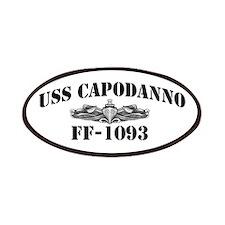 USS CAPODANNO Patches