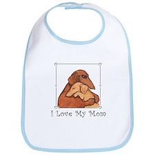 Dog Mom Bib