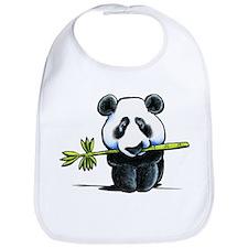 Panda Bamboo Bib