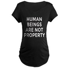 HUMAN BEINGS ARE NOT PROPER T-Shirt
