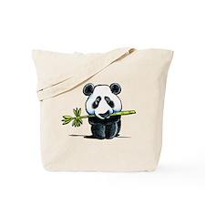 Panda Bamboo Tote Bag