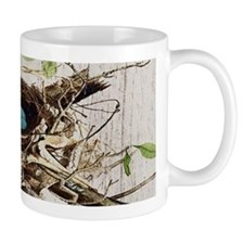 vintage bird nest french botanical art Mugs