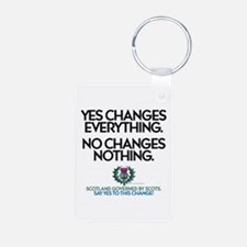 Changes Keychains
