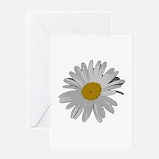 Daisy Cutout Greeting Cards