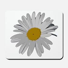 Daisy Cutout Mousepad