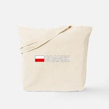 Gdansk, Poland Tote Bag