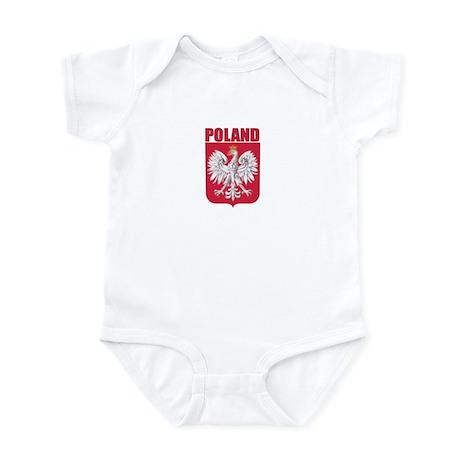 Poland Coat of Arms Infant Bodysuit