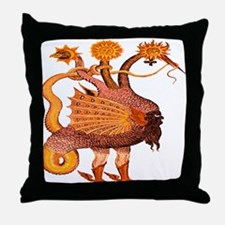 alchemical animal.png Throw Pillow