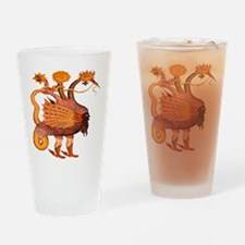 alchemical animal.png Drinking Glass
