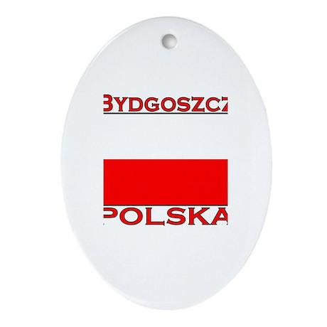Bydgoszcz, Poland Oval Ornament