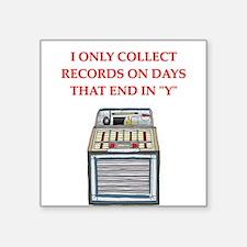 records Sticker