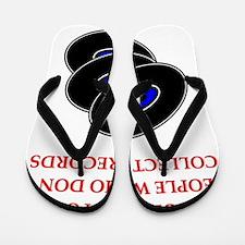 records Flip Flops