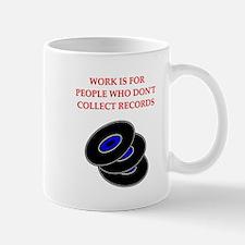 records Mugs