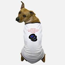 records Dog T-Shirt